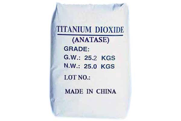 Anatase Grade Titanium Dioxide