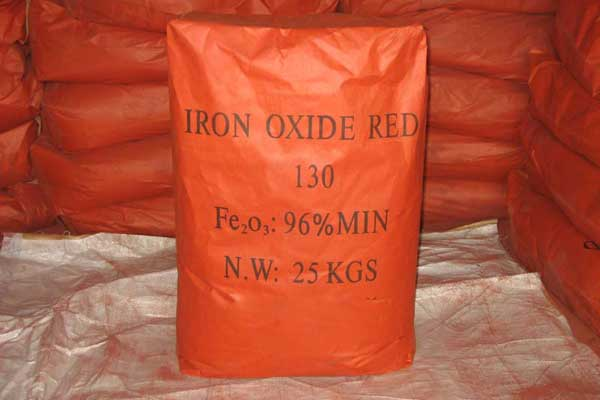 Iron Oxide Red 25kg