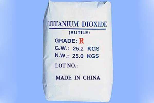 Rutile Titanium Dioxide Pigment