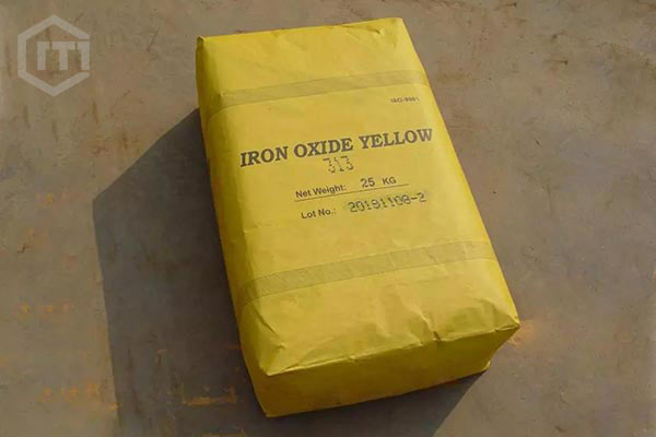 iron oxide yellow 313