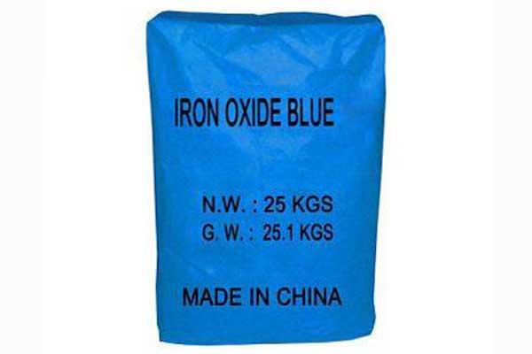 25kg Blue Iron Oxide