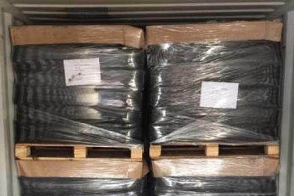 Black Iron Oxide Ready for Transportation