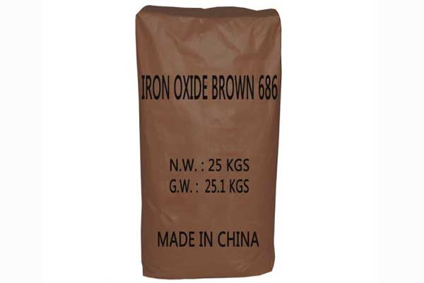 Brown Iron Oxide 686