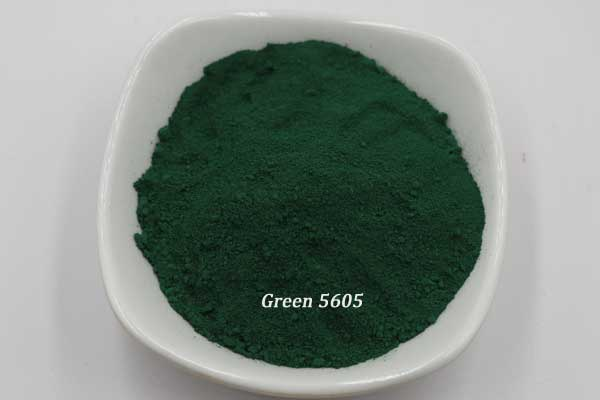 Chemate Green Iron Oxide 5605