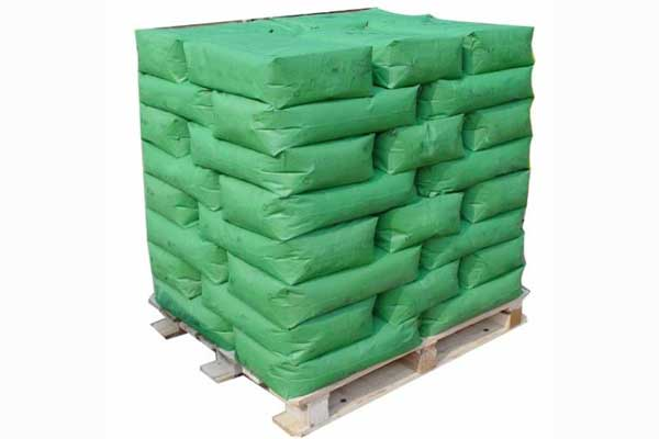Compound Green Iron Oxide Pallet