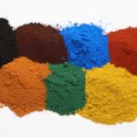 Iron Oxide with Different Colors