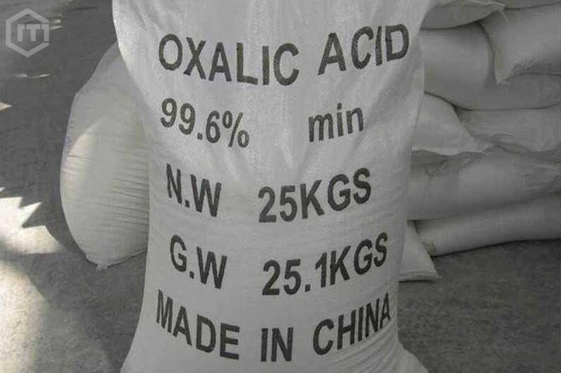 Oxalic Acid 99.6% Manufacturer