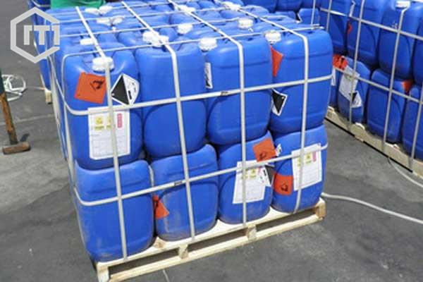 Phosphoric Acid in Chemate Factory