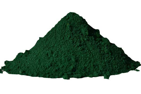 Chemate Green Iron Oxide