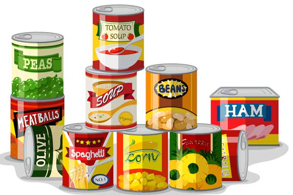 STPP Uses in Canned