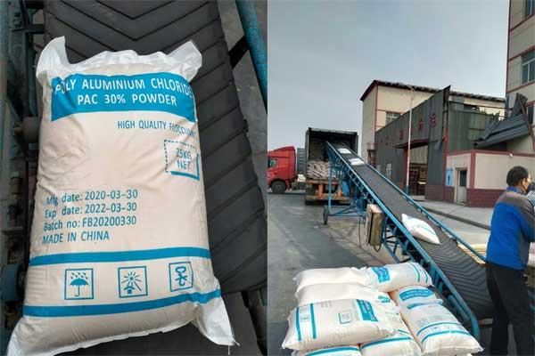 Poly Aluminium Chloride PAC 30% Powder