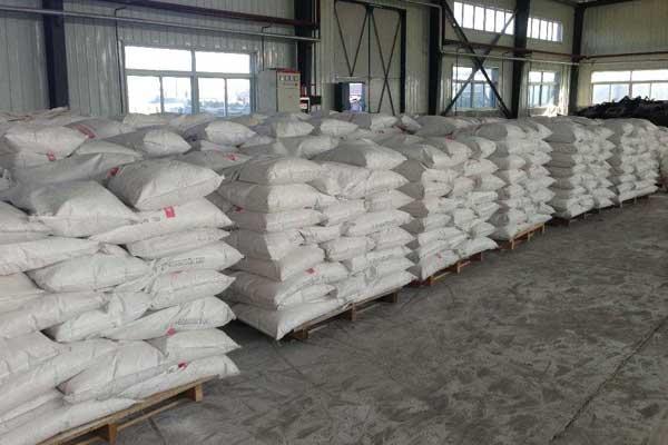 Polyvinyl Chloride Resin Warehouse