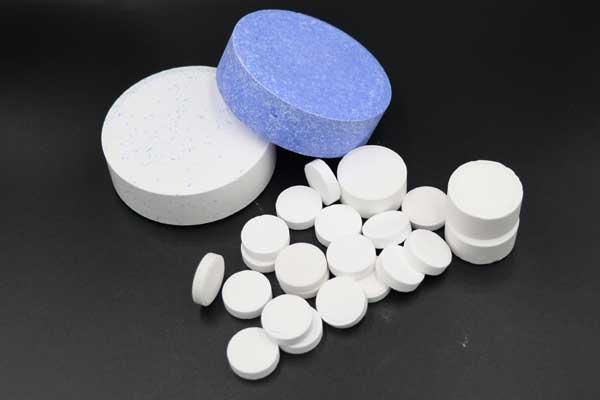 TCCA Tablets