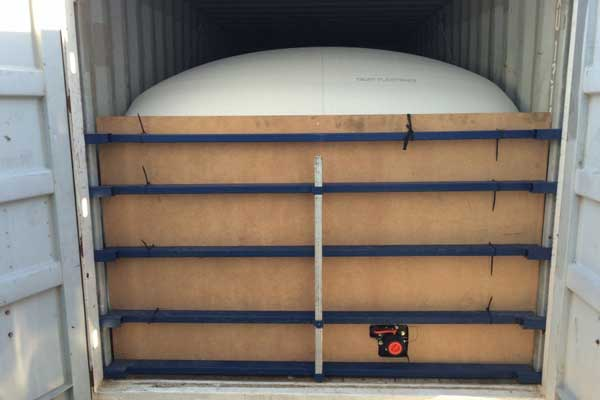 Dioctyl Phthalate DOP Flexitank for 20feet Container