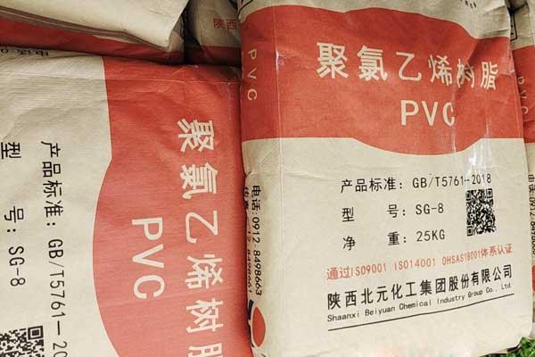 PVC Resin SG-8