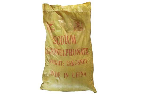 Sodium Lignosulfonate 25kg Package