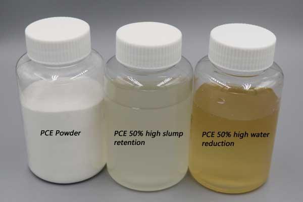 Polycarboxylate Based Superplasticizer