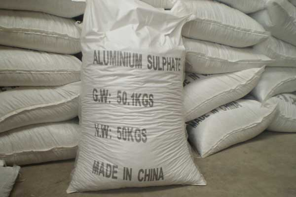 Aluminum Sulfate 50kg Package