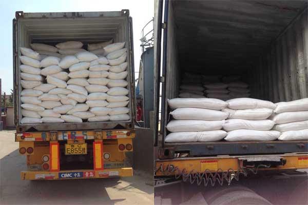 Aluminum Sulfate Delivery